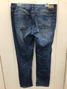 Supplies Blue Womens Size 10 Jeans