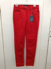 Load image into Gallery viewer, Rose Pistol Red Womens Size 2 Pants