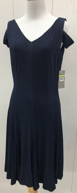 Navy Womens Size 4 Dress
