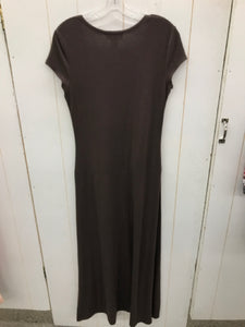 Brown Womens Size 8 Dress