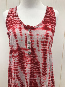 Red Womens Size M Shirt