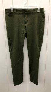 Banana Republic Olive Womens Size 8 Pants