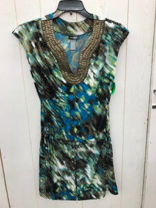 Green Womens Size 12 Dress