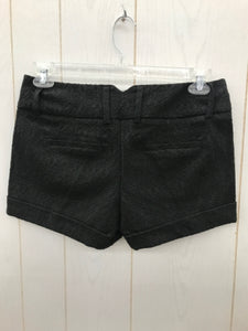 Maurices Black Womens Size 5/6 Shorts