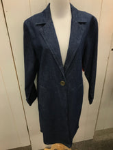 Load image into Gallery viewer, Blue Womens Size M Blazer