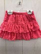 Load image into Gallery viewer, Okie Dokie Girls Size 18 Months Lace Skirt