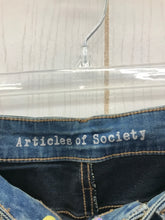 Load image into Gallery viewer, Articles of Society Blue Womens Size 3 Jeans