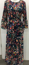 Load image into Gallery viewer, eci Smocked Maxi Dress Set NEW Sz Medium