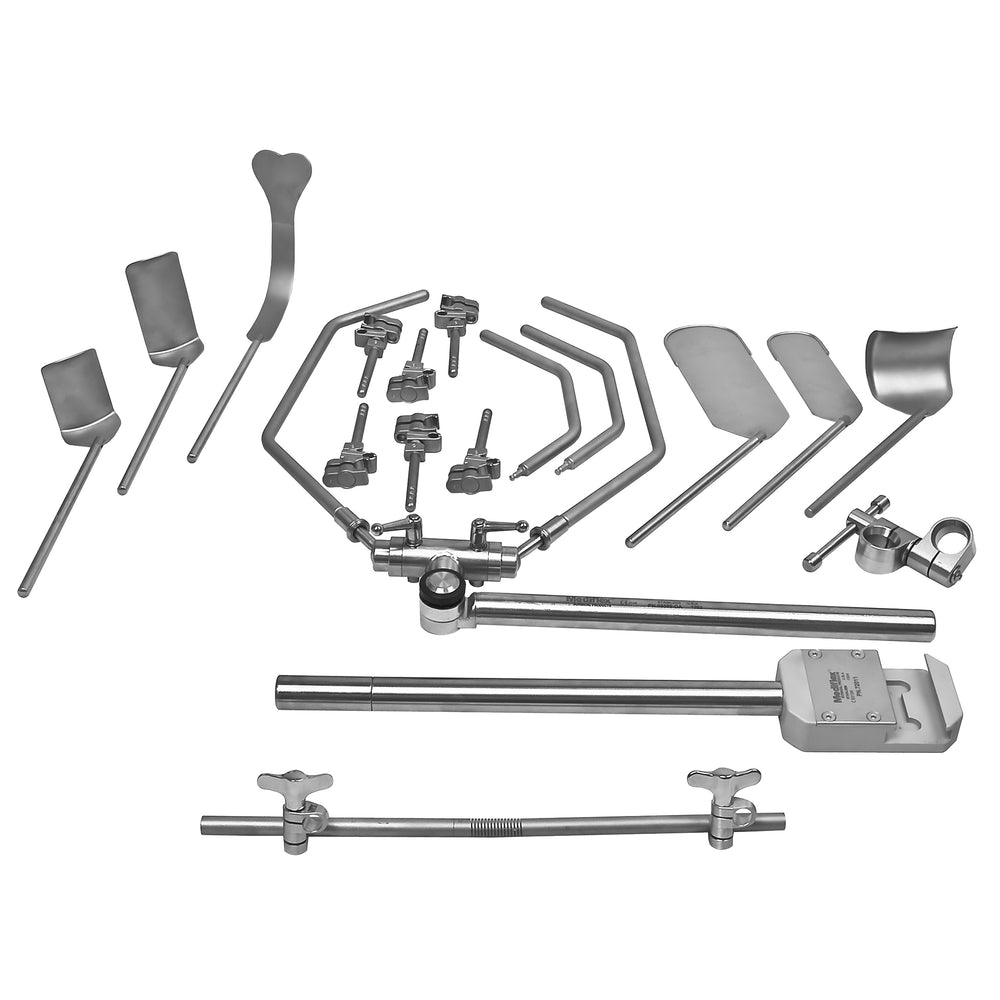 Universal TMR Complete System, Includes Frame w/ Interchangeable Arms