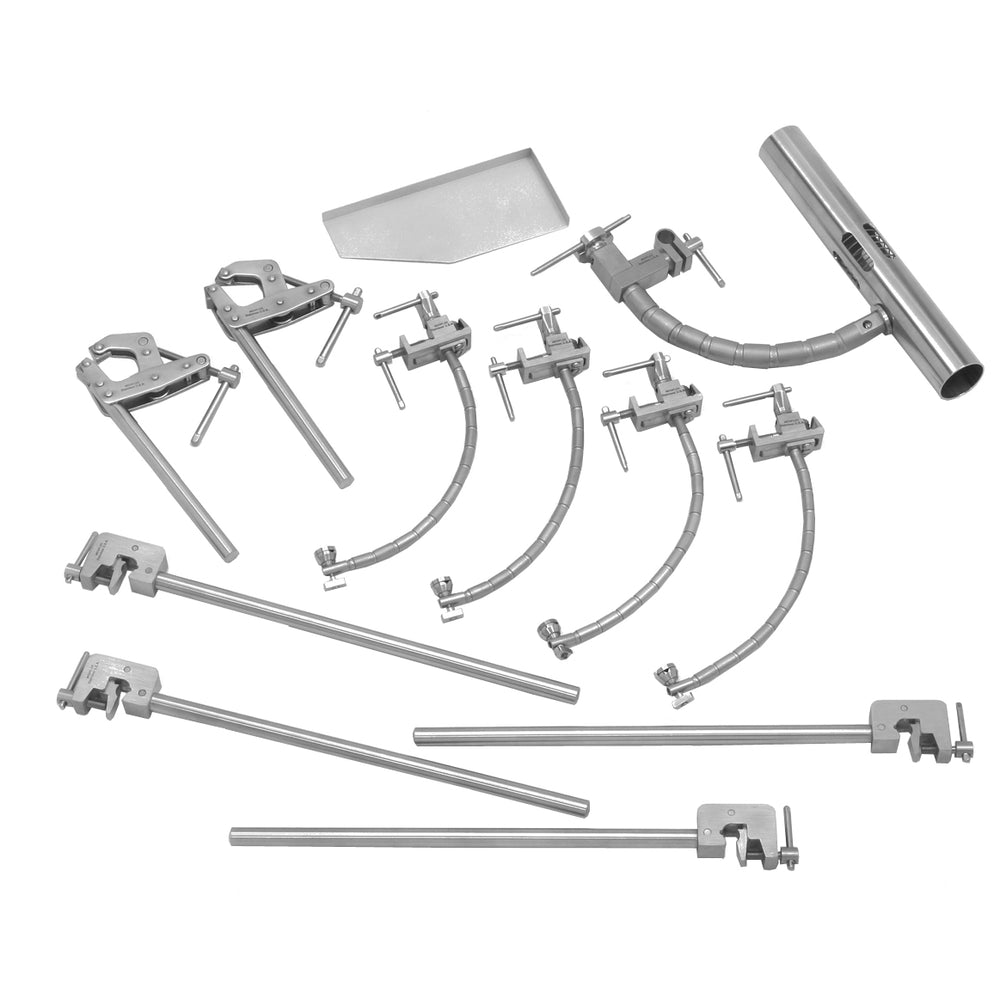 Davida™ Standard Neurosurgery Retractor & Handrest System
