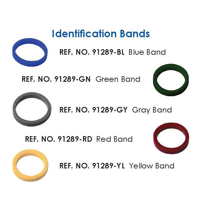 Deluxe System Color Bands