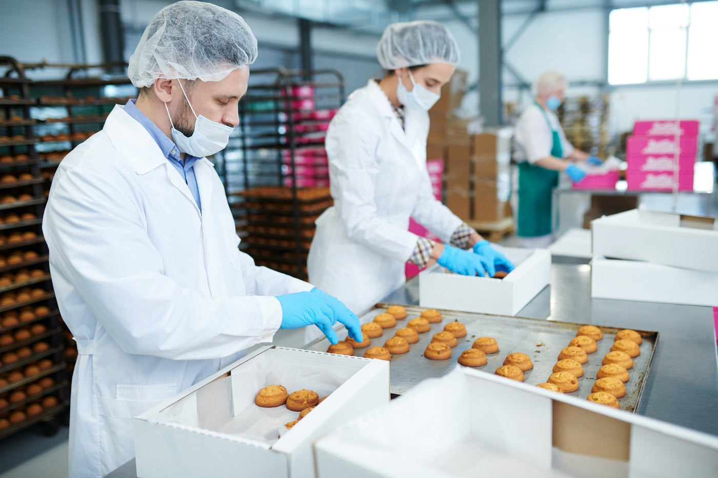 NEOS Food Services Overshoes Are Ideal Footwear For Working In Food Industry