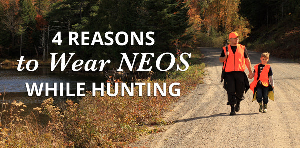 4 Reasons to Wear NEOS While Hunting