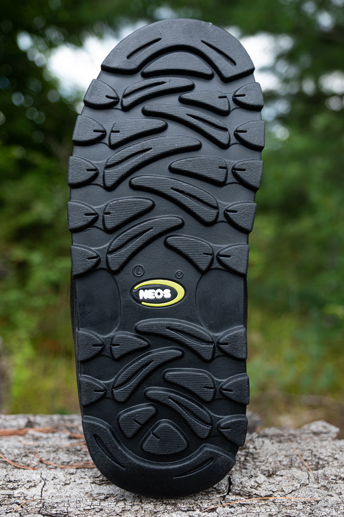 deep tread on NEOS Overshoes