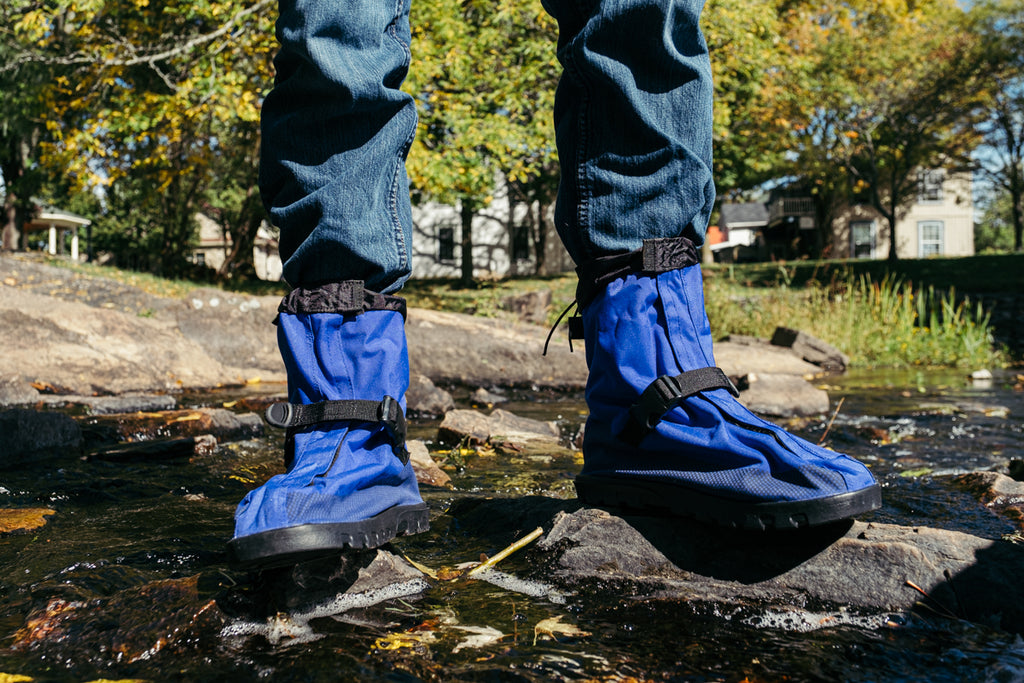 Blue NEOS Weatherbeater Overshoes