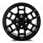 Load image into Gallery viewer, 17 Inch Toyota TRD Pro Wheels Matte Black