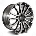 Load image into Gallery viewer, Range Rover Wheels Gunmetal Machined Face