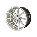 Load image into Gallery viewer, Swirl Style Wheels Hyper Silver