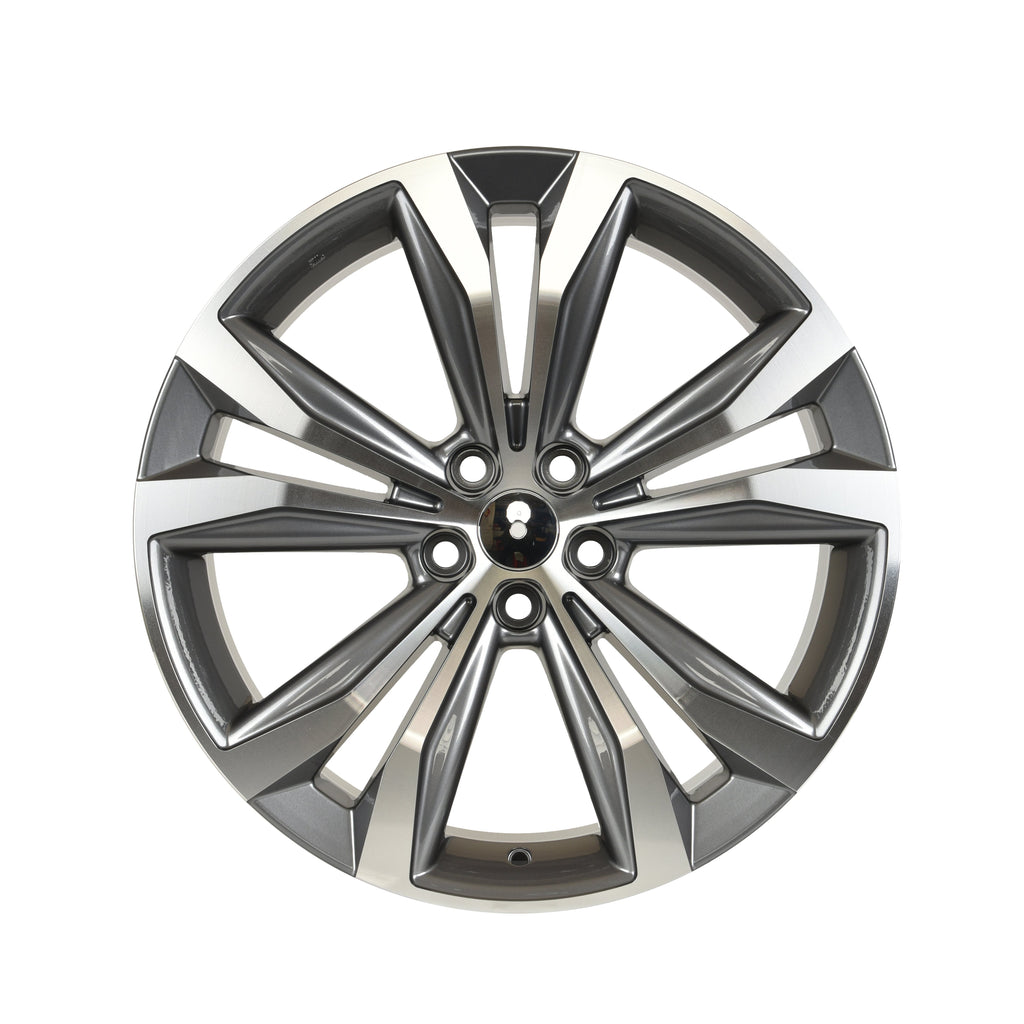 Lexus RX Premium Wheels Gunmetal Machined Face