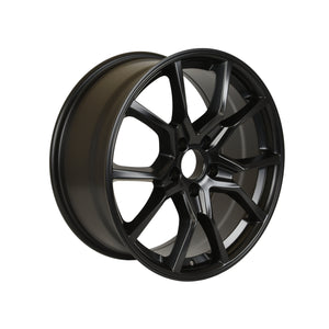 Honda Civic Type R Wheels Satin Black