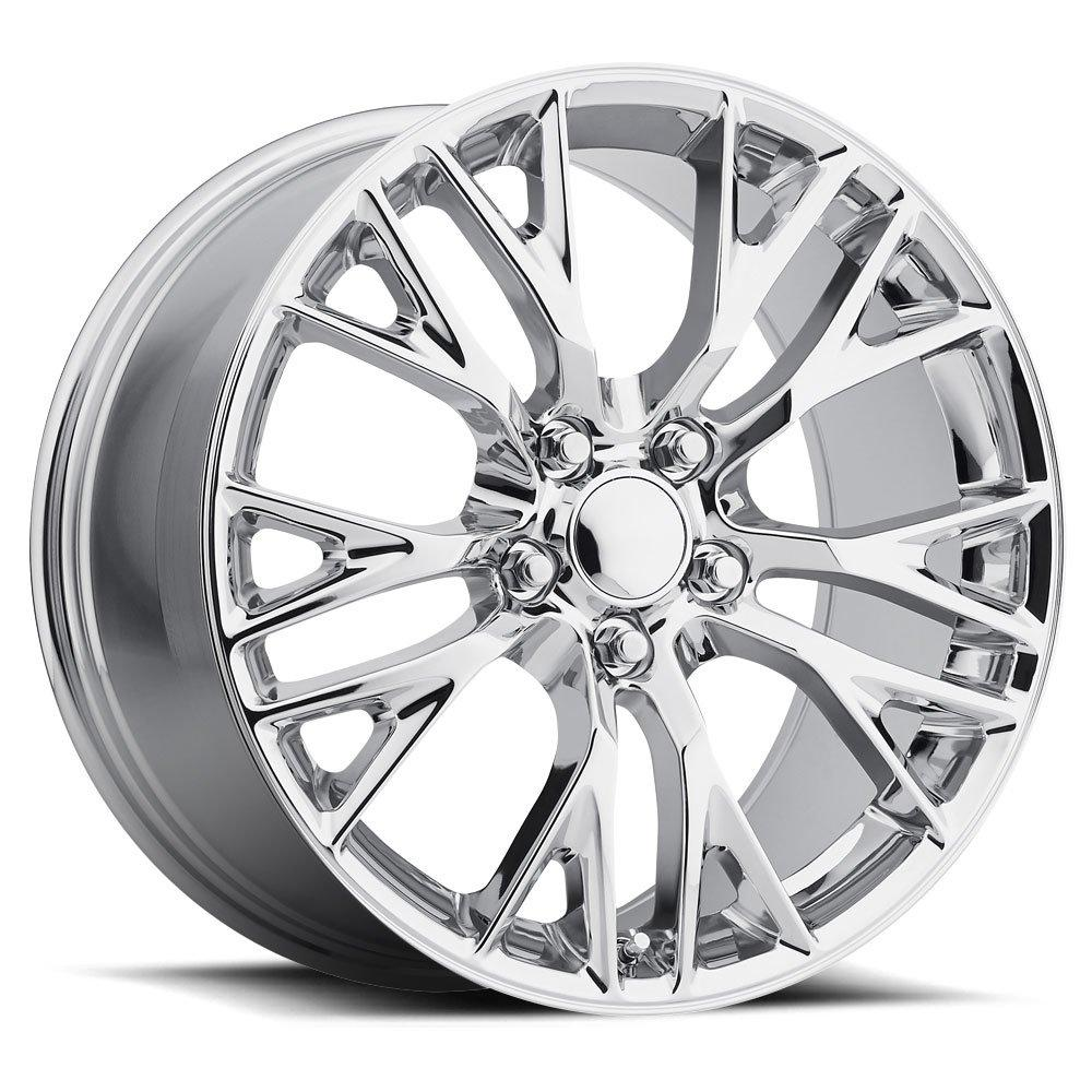 Corvette Z06 Wheels Chrome