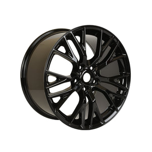 Corvette Z06 Wheels Gloss Black