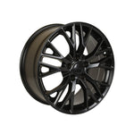 Load image into Gallery viewer, Corvette Z06 Wheels Matte Black