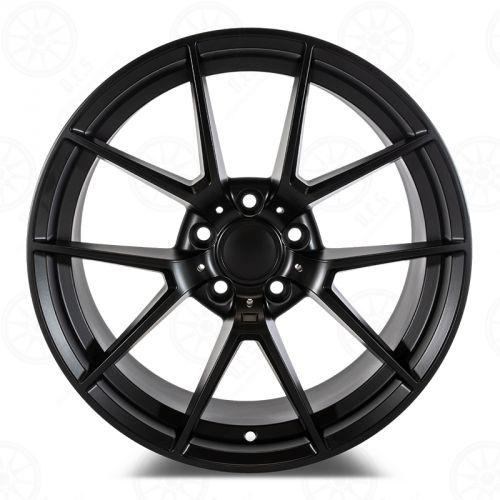 BMW M3 CS Style Wheels Satin Black