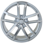 Load image into Gallery viewer, Camaro ZL1 Wheels Silver Machined Face