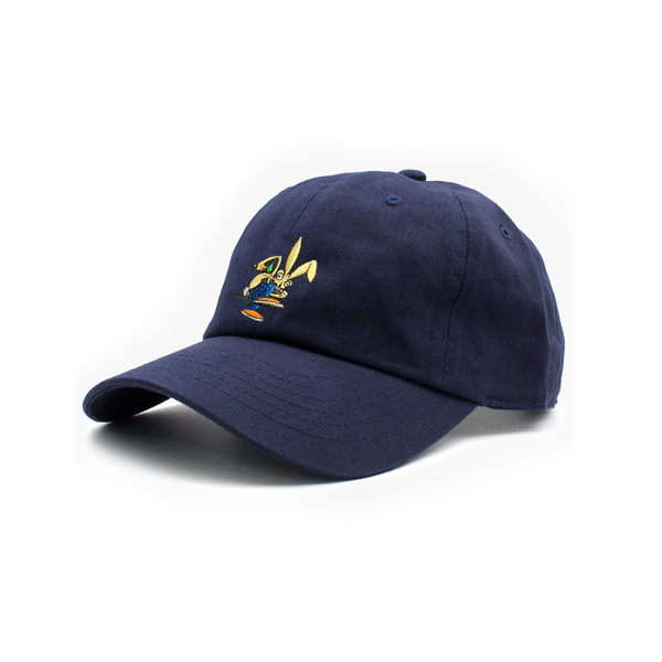 BLKNK BUNNY DAD HAT - NAVY