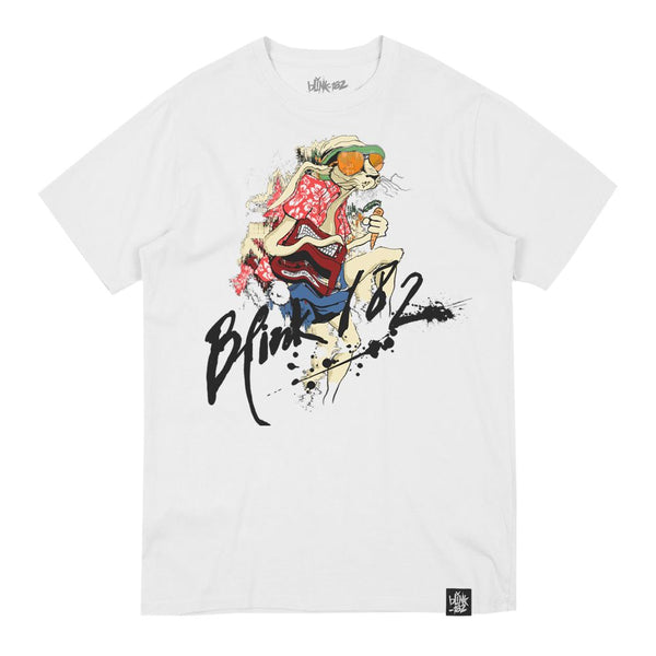 HUNTER WHITE TEE