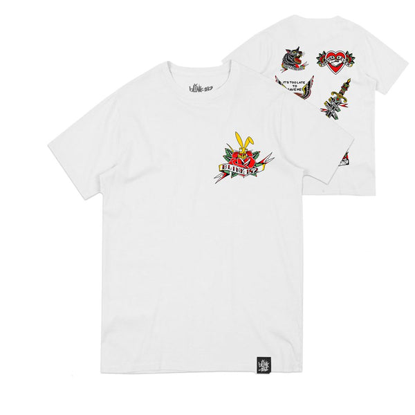 HIRO FLASH WHITE TEE
