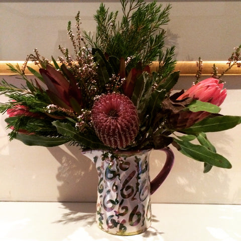 Mayfair Flowers native bouquet