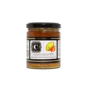 Rainforest Lime & Kumquat Marmalade
