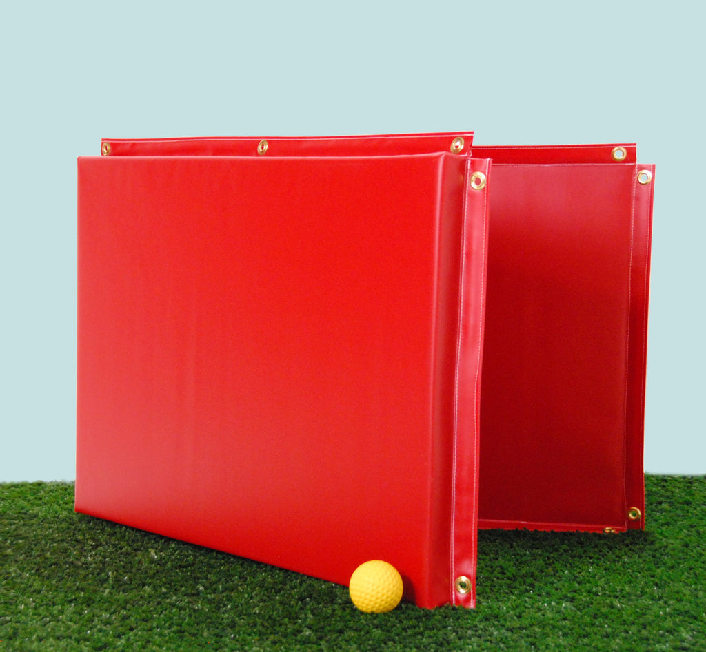 "Backstop Pad - Single Fold 2"" 3' x 12'"