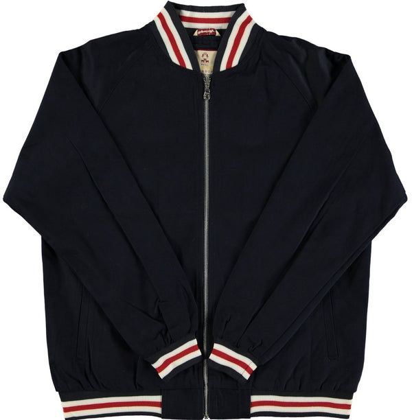 Monkey Jacket Black Vintage Bomber Design - Real Hoxton