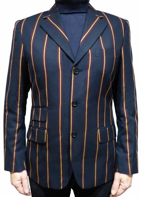 Boating Blazer in Navy -  Relco - CXLondon.Com