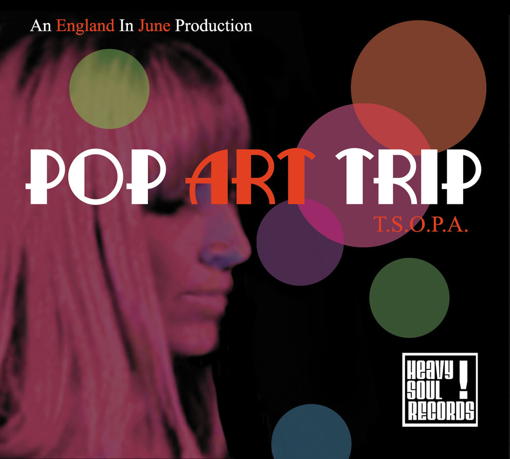 The Sound Of Pop Art - Vol. 2  POP ART TRIP - CXLondon.Com