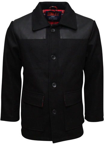 Donkey Jacket  Black  Relco