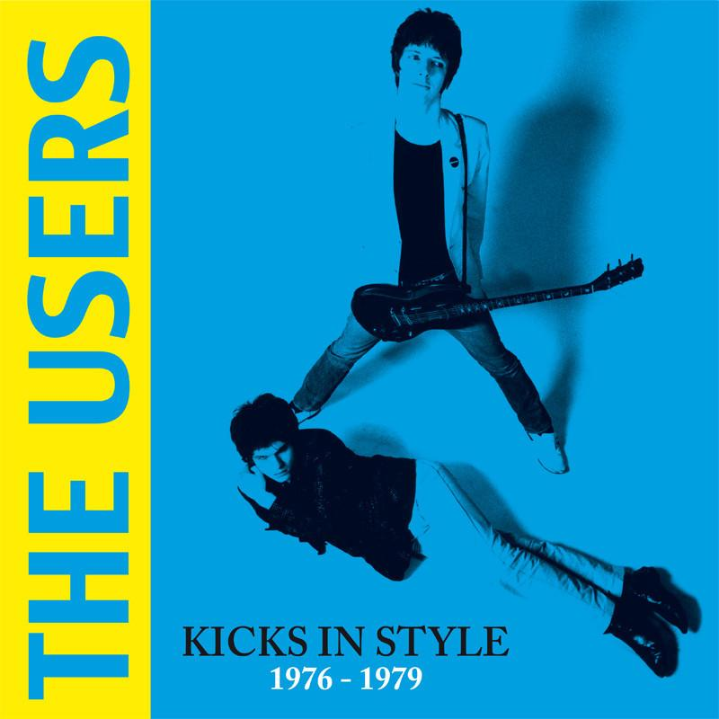 "The Users - Kicks In Style  12"" Vinyl LP"