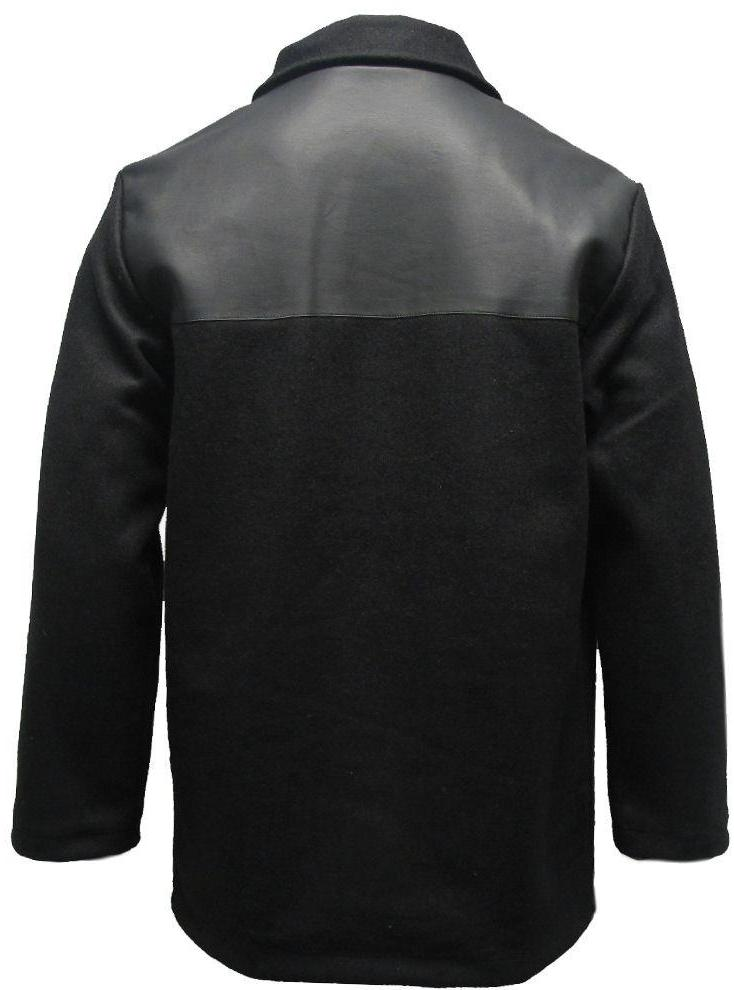 Donkey Jacket  Black  Relco - CXLondon.Com