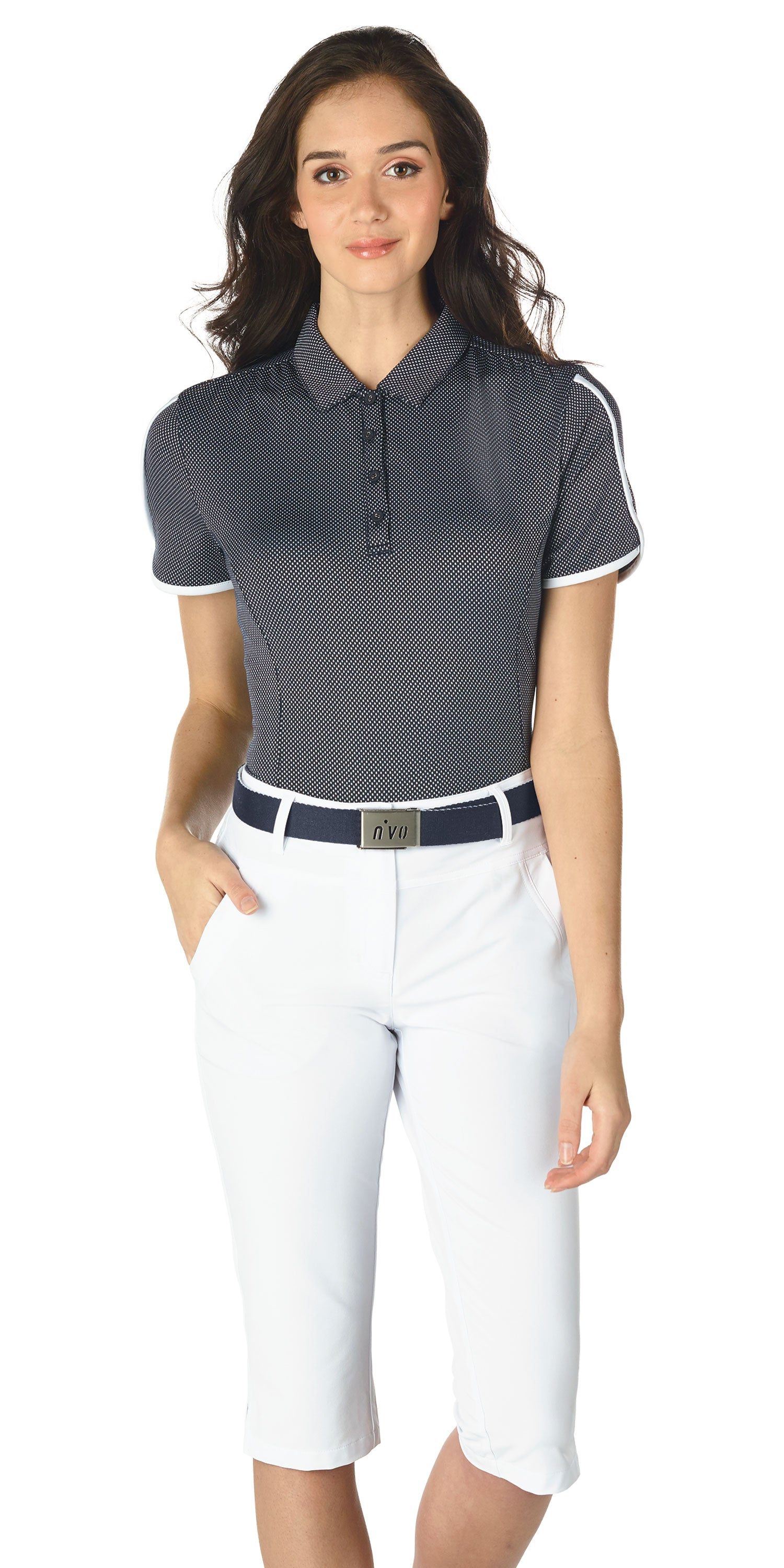 AMERICANA - ALLIE POLO - MANDY SHORT - IMA BELT