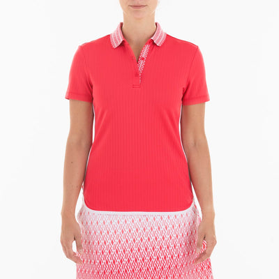 BIRDY POLO GOLF 633 GERANIUM XXL BREEZE