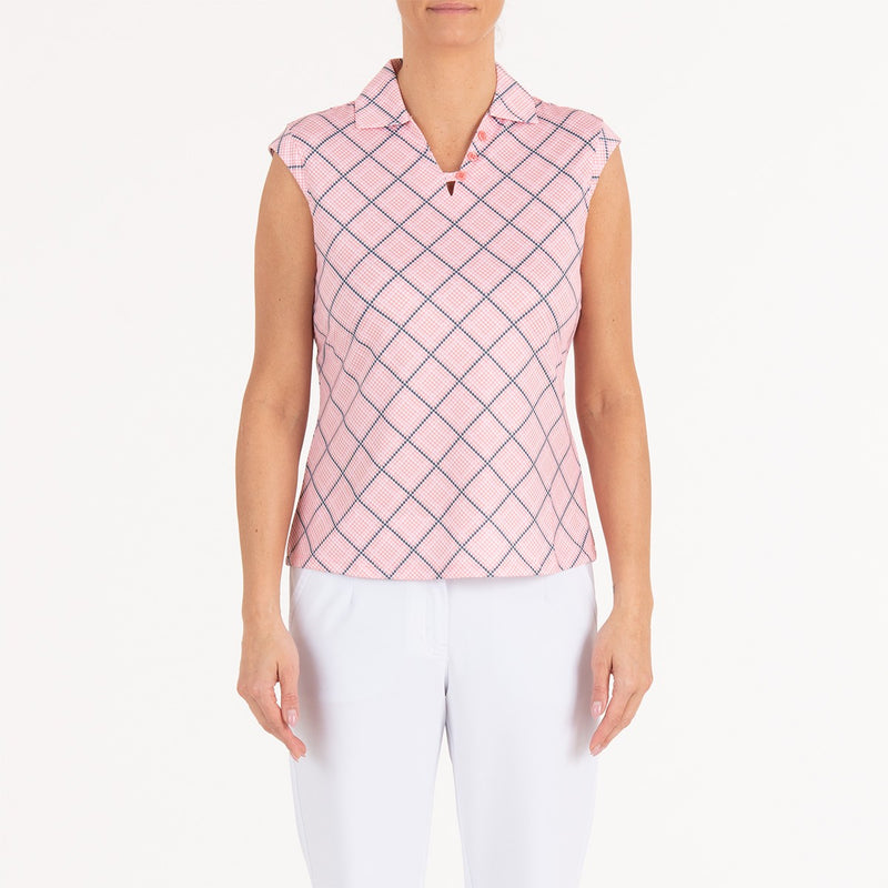 PEARLE POLO GOLF  697 TENDER BLUSH XL
