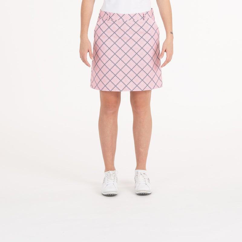 POPPIE SKORT GOLF  697 TENDER BLUSH 16