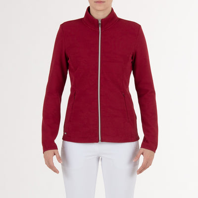 INDIE JACKET GOLF  698 ROUGE XXL ICONIC ICONIC, INDIE JACKET, OUTERWEAR, JACKETS, MOCK, 698 ROUGE, XXL