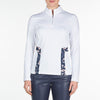 TANDI MOCK GOLF  100 WHITE XL TWILIGHT TWILIGHT, TANDI MOCK, TOPS, LONG SLEEVE, MOCK, 100 WHITE, XL