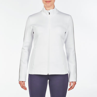 KOKO JACKET GOLF 100 WHITE OUTERWEAR