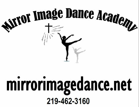 Mirror Image Dance Academy Car Decal