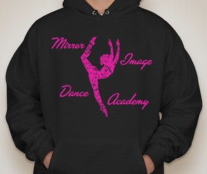 Mirror Image Dance Academy Hooded Sweatshirt